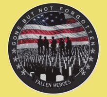 Fallen Heroes Kids Clothes