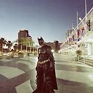 Who is Bruce Wayne by RichCaspian