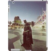 Who is Bruce Wayne iPad Case/Skin