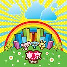 Love Tokyo! by MaShusik