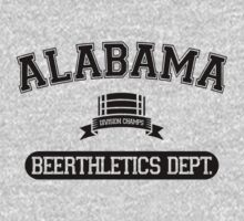 Alabama Beerthletics Dept. by apalooza