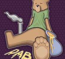 Bear Dab by NachoMack