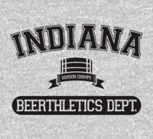 Indiana Beerthletics Dept. by apalooza