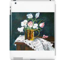 Tulips-Still life iPad Case/Skin
