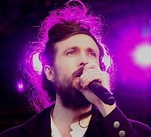 Magenta Man Edward Sharpe by SnaphappyEm
