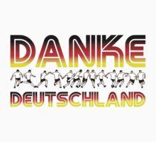 Danke Deutschland T-Shirt