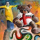 On Top of The World Cup 2014 by Goodaboom