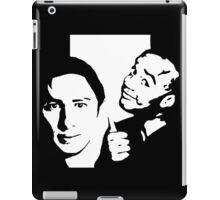 vanilla and chocolate bears - scrubs iPad Case/Skin