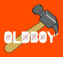 Oldboy's Hammer. by SoftSocks