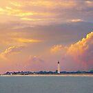 Cape May, New Jersey Light House by John Rivera