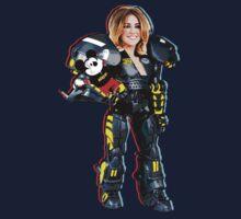 Mileybot by mekpop