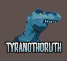 Tyranothoruth, Tyranothorus Rex, T-Rex Lisp by MalcolmWest