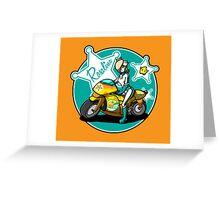 Rosalina (Mario Kart 8) Greeting Card