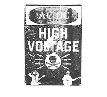 High Voltage, Angus by Bowie DS