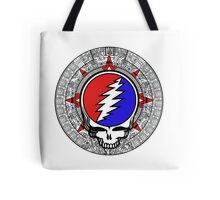 2012 Mayan Steal Your Face - Basic Color Tote Bag