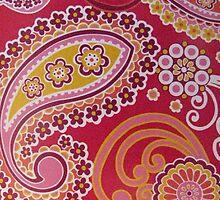 Paisley Pattern Phone Case by Averyop