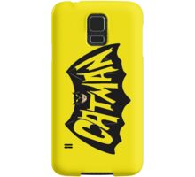 CatMan Samsung Galaxy Case/Skin