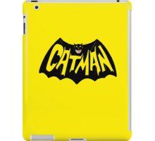 CatMan iPad Case/Skin