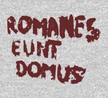 Romanes eunt domus by OhMyDog
