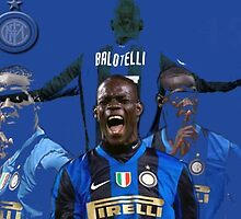 Balotelli  by Myles159