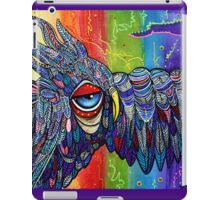 Street Wise Owl 2 iPad Case/Skin
