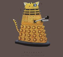 Buffycat Dalek Disguise by marshmallowjell