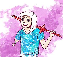 Finn the human by CornyMistick
