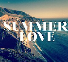 Summer Love by hipsterapparel