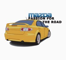 Mazda Passion For The Road by nullconcept