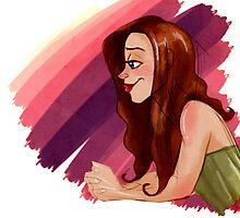 Sansa Stark by Smoucan
