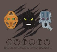 Nuparu Mask Evolution by Drumasaurs
