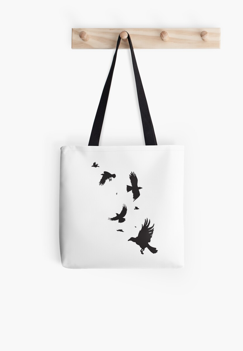 http://www.redbubble.com/people/omnibob8/works/5620312-a-murder-of-crows?p=tote-bag