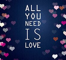 All you need.. by smileysunday