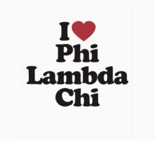 I Heart Love Phi Lambda Chi by HeartsLove