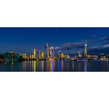 Surfers Paradise Skyline, Gold Coast, Australia Photographic Print