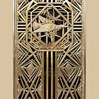 Art Deco iPhone Case  by John Gaffen