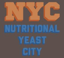 Nutritional Yeast City Kids Clothes