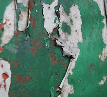 Peeling paint by HannahLstaples
