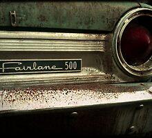 Fairlane 500 by HalfPintPrint