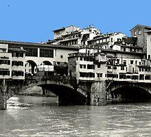 Ponte Vecchio Florence by RachelMacht