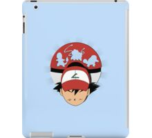 Pallet Town Hero iPad Case/Skin