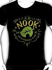 Nook Neighbor's Club T-Shirt