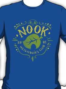 Nook Neighbor's Club T-Shirt