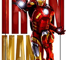 IRON MAN by KaterinaSH