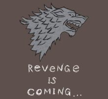 House Stark - Revenge is Coming by glik