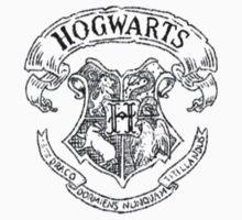 Hogwarts Logo by ConsultingElf