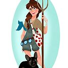 Dorothy and Toto by Smoucan