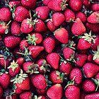 Summer Strawberries by micklyn