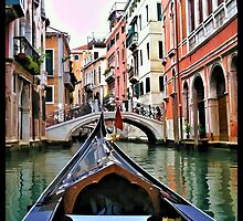 Gondola View by tvlgoddess