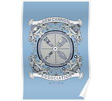 Arm Cannon Association Poster